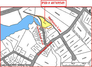 For Sale First Lake Sackville 1 Acre Level Building Lot
