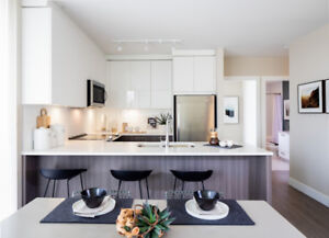 Brand New 1 Bedroom + Flex at River District Vancouver