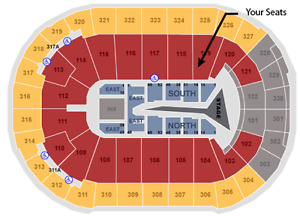 The Weeknd - Oct 5th at Rogers - Section 119