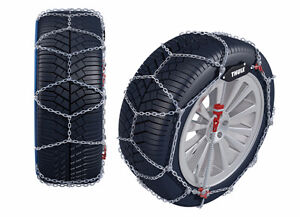"""Thule Tire Chains for 13-15""""  car tires"""
