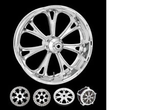 Performance Machine motorcycle wheels brakes accessories