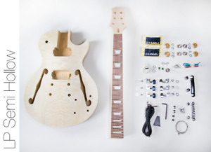 Do It Yourself Guitar Kits - Starting at ONLY $90!