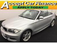 BMW 118 2.0 2008MY i M Sport FROM £28 PER WEEK!