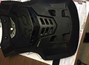 Fox Chest Protector - Black