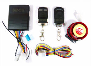 Motorcycle ATV Car or Truck Remote Key FOB Activated