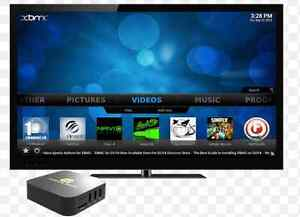 ↕↕↕ WE WILL FULLY LOAD YOUR ANDROID TV IP BOX XBMC KODI I