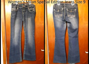 Milan Soecial Edition Jean's Size 9