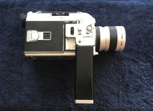 Canon 814 8mm / Super 8 Auto Zoom Movie Camera Mint