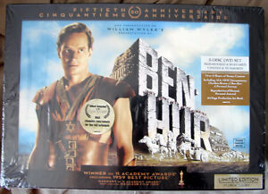 Ben-Hur: 50th Anniversary Ultimate Collector's Edition ( 5 DVD)