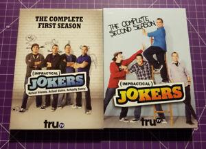 Impractical Jokers,  Seasons 1-5