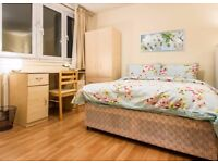 Double bedroom available in a newly decorated 2 bedroom shared flat in Horfield
