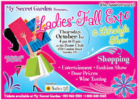 10th Annual Ladies Fall Expo