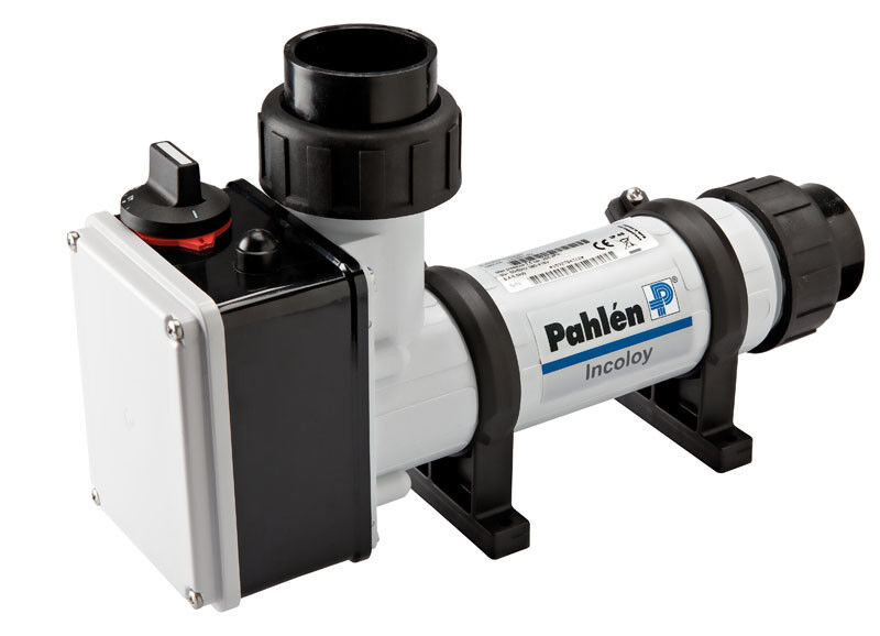 Pahlen Elektroheizer Kunststoff//Titan 9kW bis 60m³ Pool Heizung Schwimmbad