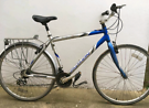 "Phython Hybrid bike. 20"" frame. 700cc wheels. Fully Working"