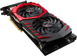 MSI Gaming X Geforce GTX 1070