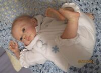 Reborn Doll...Reduced and now priced in Canadian $$....SOLD