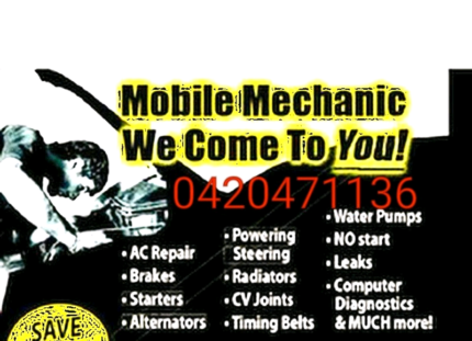MOBILE MECHANIC (SERVICE SPECIAL 130$)