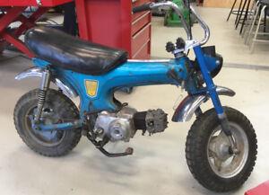 1972 Honda CT70 for sale