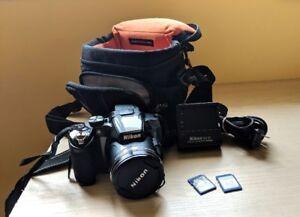 Nikon COOLPIX P510 16.1 MP, Zoom Nikkor Ed 42x