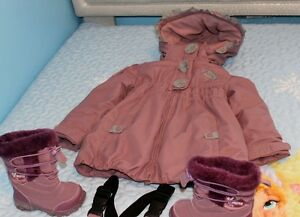 Mexx complete winter suit & boots all for $50
