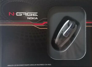 Nokia N-Gage Wireless Clip-On Headset