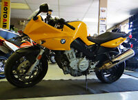 BMW F800S Very Clean