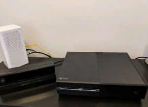 Xbox One - 500gb - Kinect - 9 games