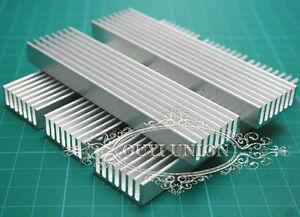 10pcs-100X25X10mm-Aluminum-heatsink-Heat-Sink-Chip-for-IC-LED-Power-Transistor