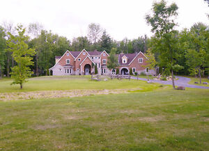 WOW!!! LUXURY IN  COUNTRY LIVING, MINUTES FROM ORLEANS
