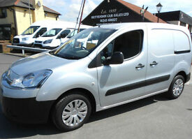 2014 Citroen Berlingo 625 ENTERPRISE L1 HDI Diesel Van * ONLY 28K MILES *