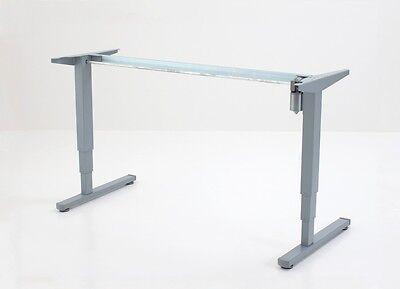 Tischgestell Schreibtisch (53-152) elektrisch höhenverstellbar 152 cm breit Neu