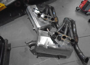 2 Like New Yamaha Sr Viper or Arctic cat 7000 Exhaust system