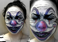 Makeup for Halloween - Maquillage pour Halloween