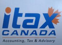 iTAX CANADA - YOUR GO TO TAX SERVICE THIS TAX SEASON