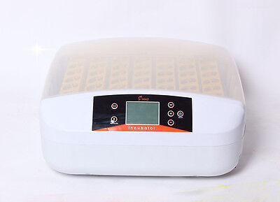 Digital Automatic 56 Eggs Incubator Temperature Control with Egg Candler 220V Y