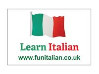 Italian lessons in Skipton. New evening class