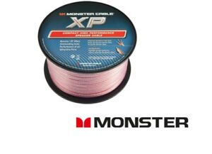#@#NEW Monster audio Cable High Performance Speaker Cable 50 ft