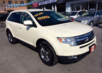 2008 Ford EDGE SEL AWD SUV, 4X4...MINT PERFECT COND.