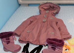 Mexx complete winter suit & boots all for $40