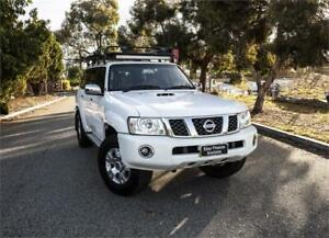 2010 Nissan Patrol ST (4x4) Welshpool Canning Area Preview