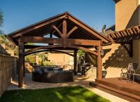 Renovating? New Build? Consider Timber Frame to add some WOW!!