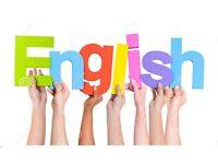 ENGLISH LANGUAGE LESSONS ( second language)