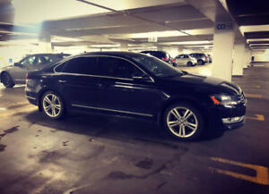 2013 VW Passat Highline Sport - Leather/Sunroof/Nav/Prem Audio