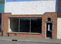 3000 sq ft of open area building $105,000.00
