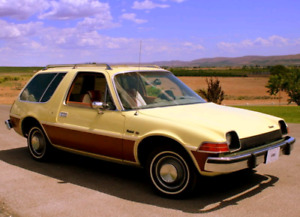 WANTED: AMC PACER WAGONS IN ANY CONDITION
