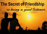 Safe and honest Friendship