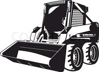 Skid steer for hire.  $75 per hour.