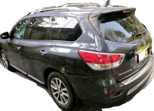 Nissan Pathfinder 2014, SV, 3.5 L, 4WD, lease, 7 seats, A+ cond.