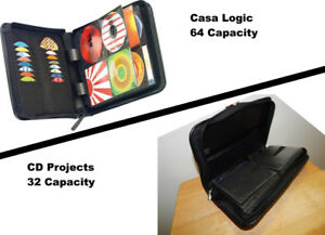 CDs / DVDs Holder - Casa Logic 64 + CD Projects 32 Capacity