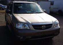 2002 Mazda Tribute Wagon auto, towbar, roofrack, sunroof! Inala Brisbane South West Preview